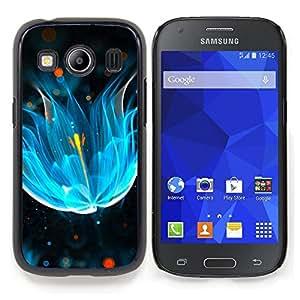 "For Samsung Galaxy Ace Style LTE/ G357 , S-type abstrakciya neón svet blesk"" - Arte & diseño plástico duro Fundas Cover Cubre Hard Case Cover"