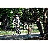 Petego Cycleash Universal Bicycle Leash, Gray