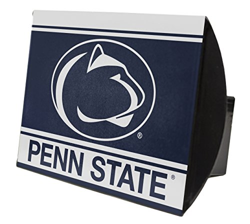 PENN STATE NITTANY LIONS METAL TRAILER HITCH COVER-PENN STATE NITTANY LIONS HITCH COVER ()