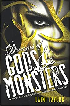 Book Dreams of Gods & Monsters