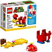 LEGO Super Mario Propeller Mario Power-Up Pack 71371; Awesome Toy for Kids to Power Up The Mario Figure in The