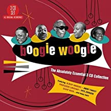Boogie Woogie: Absolutely Essential 3CD Collection