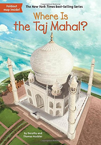 where-is-the-taj-mahal