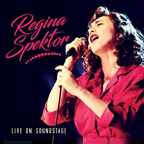 Blu-ray : Regina Spektor - Regina Spektor Live On Soundstage (Blu-ray)