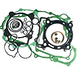 yfz 450 heads - New Complete Engine Rebuild Gasket Gaskets Seal O-ring Kit Set for Yamaha YFZ 450 2004-2009 by Amhousejoy