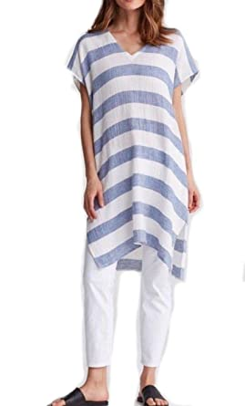 7c928d3cff6 Image Unavailable. Image not available for. Color: Eileen Fisher Organic  Linen ...
