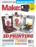 Make: Ultimate Guide to 3D Printing, of, The Editors MAKE, 1449357377