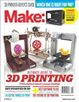Make: Ultimate Guide to 3D Printing Front Cover