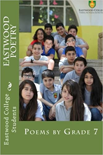 Buy Eastwood Poetry: Poems by Grade 7 Book Online at Low