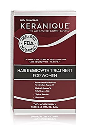 keranique hair regrowth set For Women