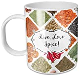 Cleansing Drink At Home - Spices Plastic Kids Mug (Personalized)