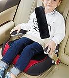 U&M Authentic Sheepskin Auto Seat Belt Cover