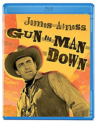 Gun the Man Down [Blu-ray]