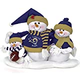 St. Louis Rams Table Top Snow Family
