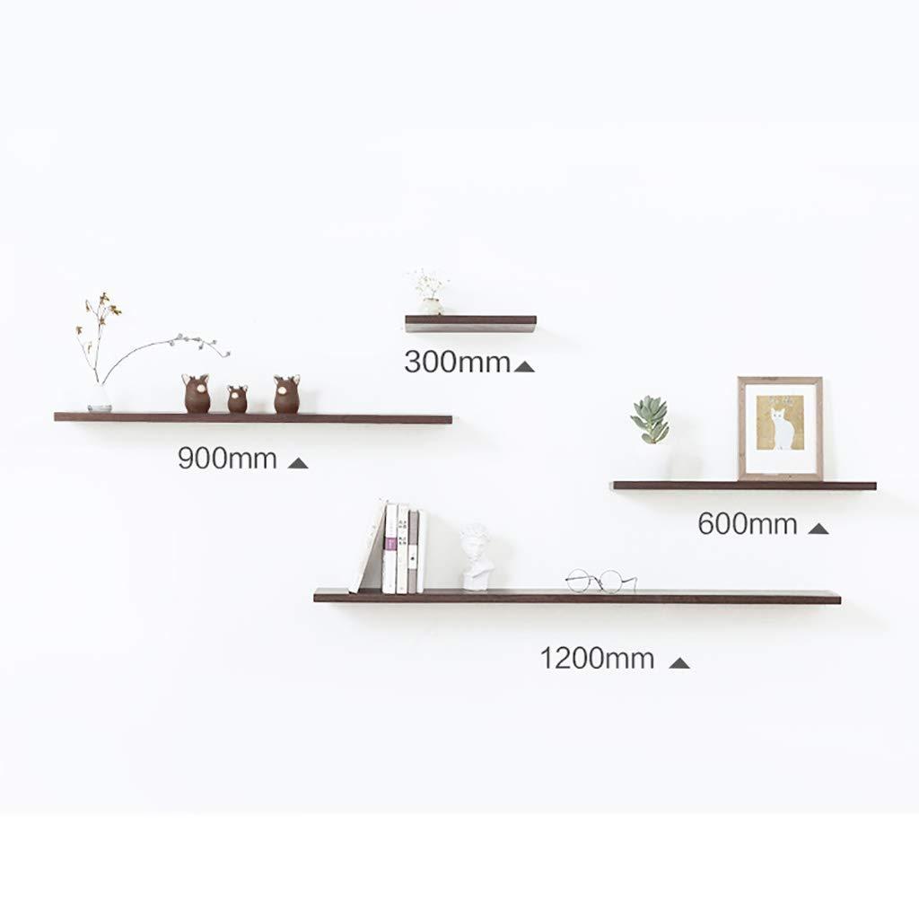 Estante de CD Estante de unidad flotante Estantería de pared Estante de madera Estante de pared Estante de almacenamiento de pared Decoración de pared Estilo retro ( Color : B1 , tamaño : - )