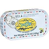 Bela-Olhao Sardines Sardines In Olive Oil, 4.25 oz