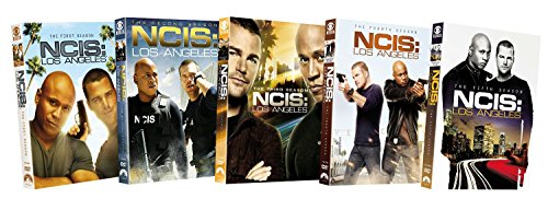 NCIS Los Angeles: Seasons 1-5