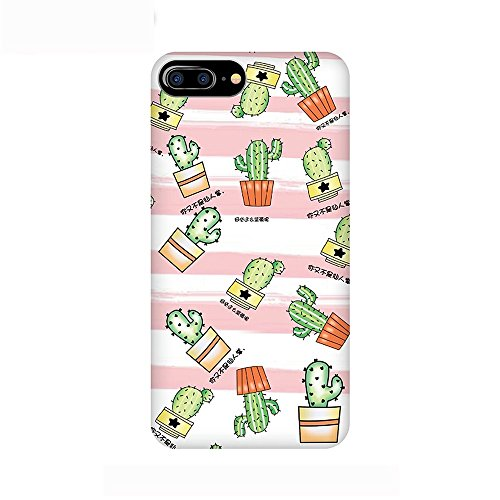P.eng You are not cactus iphone7 phone shell matte feel hard shell phone case Pink