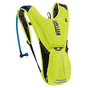 CamelBak Rogue Cycling Hydration Backpack Lemon Green