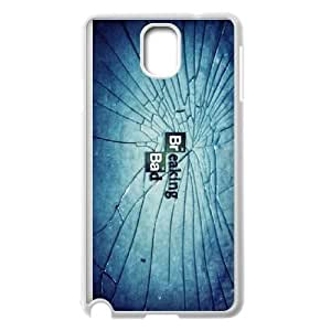 Samsung Galaxy Note 3 Phone Case White Breaking Bad as a gift H6982785