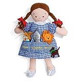 North American Bear Dolly Pockets The Wonderful Wizard of Oz Plush by North American Bear