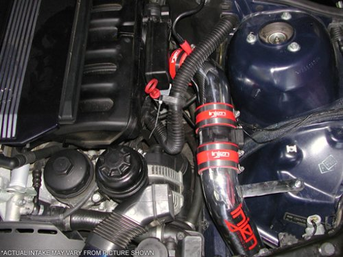 Injen Technology RD1110BLK Race Division Black Cold Air Intake System