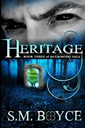 Heritage: Book Three of the Grimoire Saga