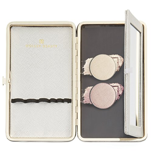 Rose & Shine Shimmer Highlighter Kit - 3-Pc. Set Includes Makeup Organizer (Star Brights Lip And Cheek)