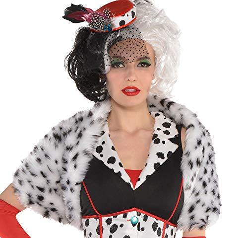 Cruella De Vil Costumes Pattern - Suit Yourself Cruella De Vil Shrug