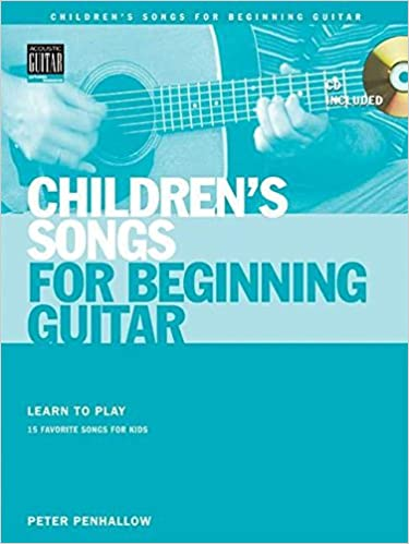 Amazon Com Children S Songs For Beginning Guitar Learn To Play 15