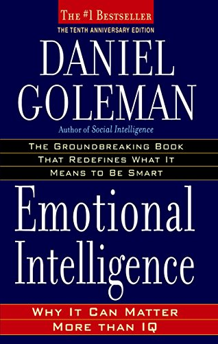 Emotional Intelligence: Why It Can Matter More Than IQ Paperback – September 27, 2005