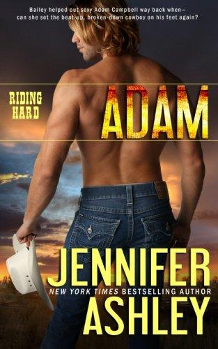 book cover of Adam