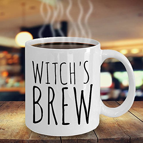 Witch's Brew - Gifts for Witches - Witches Brew Tea Cup - Witches Brew Coffee Mug - Halloween Mug - Halloween Decor - Gift for Halloween
