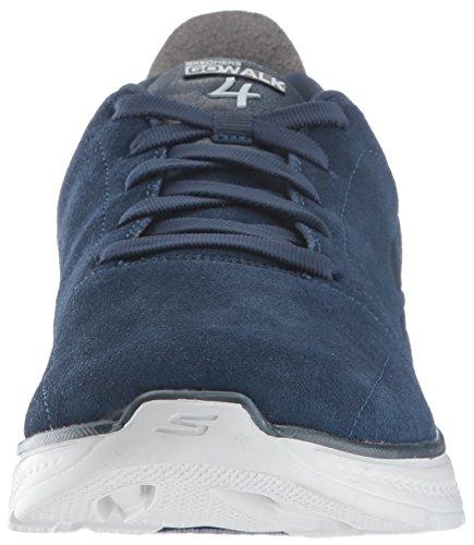 Gray Walk Scarpe Navy Skechers 4 Blu Uomo Go Running aq8wxCz8