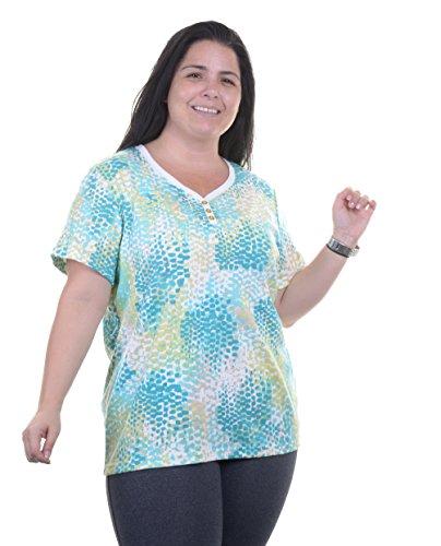 Karen Scott Short Sleeve Size XL