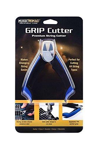 Music Nomad MN226 Grip Cutter - Premium String Cutter