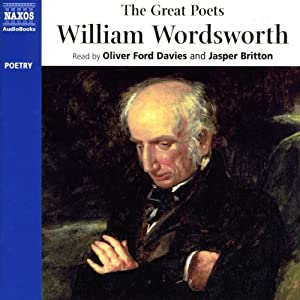 The Great Poets: William Wordsworth Audiobook