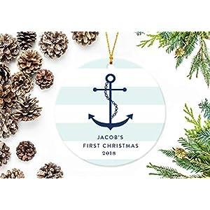 51MkHY0E6nL._SS300_ Best Anchor Christmas Ornaments