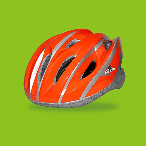 Cycket 225g Ultra Peso Ligero - Alta Calidad ecológica Super Ligero Casco Integral de la Bicicleta, Casco Ligero Ajustable...