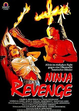 Amazon.com: Ninja Revenge - 1988 - Movie Poster: Posters ...