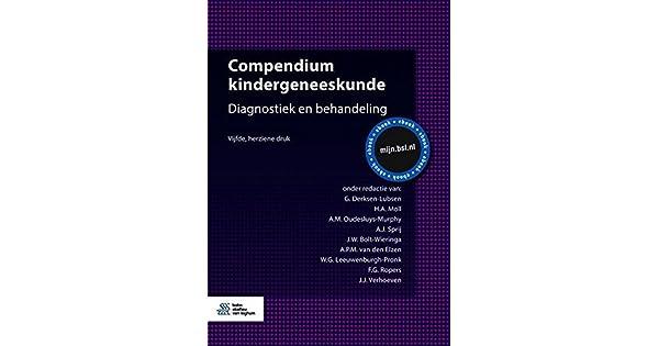 Amazon.com: Compendium kindergeneeskunde: Diagnostiek en ...