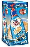NESTLE COFFEE-MATE Coffee Creamer, French Vanilla, 1.5L liquid pump bottle, Great Value Size 2Packk