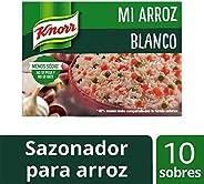 Knorr Mi Arroz Sazon Ajo y Cebolla, 12 g, 10 sobres