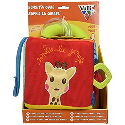 Vulli Sensitive Cube Toy : Baby Products : Baby
