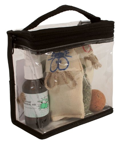 picture From The Field Deluxe Purrfect Gift Kit Cat Toy and Catnip