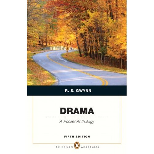 Drama: A Pocket Anthology 5th Edition (Book Only)