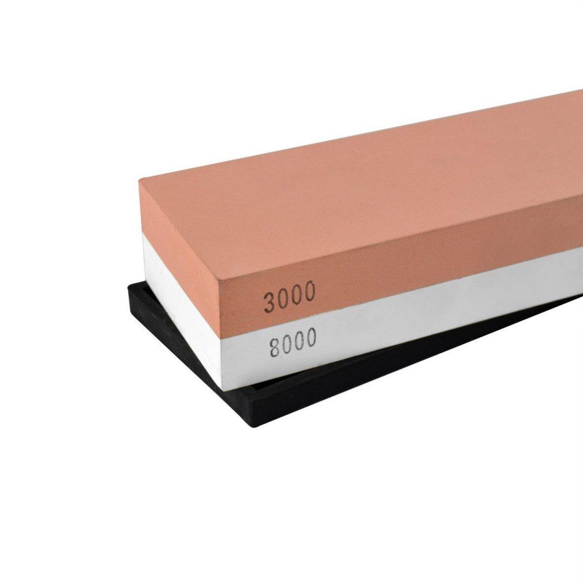 grana doppia 1000//4000 Pietra per affilatura coltelli ad acqua 2000//5000 3000//8000