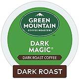 Green Mountain Coffee Roasters Dark Magic Keurig Single-Serve K-Cup Pods, Dark Roast Coffee, 12 Count, Pack of 6