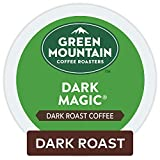 Green Mountain Coffee Dark Magic, Keurig Single-Serve K-Cup Pods, Dark Roast Coffee, 96 Count