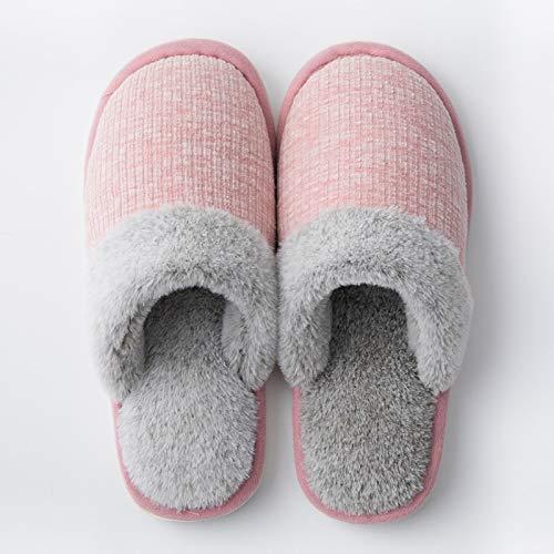 Garder La Un Au Qsy Chaud Poudre En D'hiver Garçon Coton Pantoufles Mignon Pour Shoe wn7xUXqA4